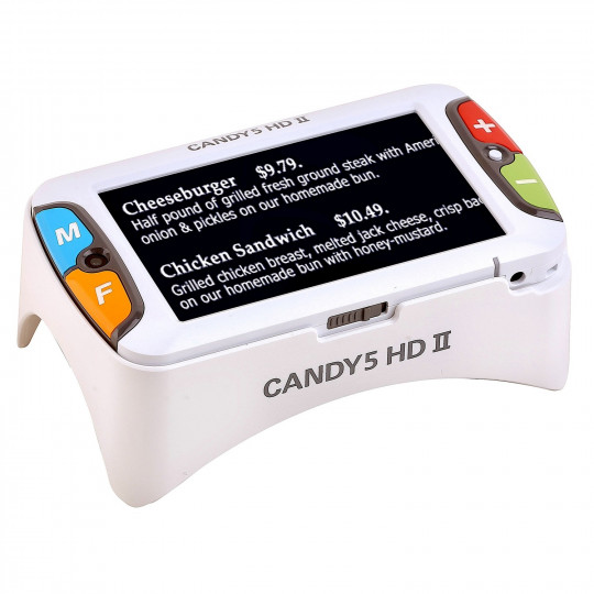 Loupe électronique portable grand écran Candy