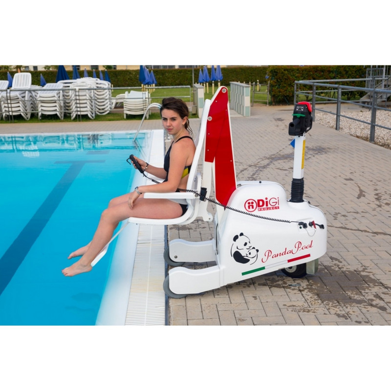 Elévateur mobile pour piscine PAL