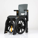 Chaise de douche pliante - Wheelable