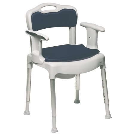 Chaise de douche garde-robe modulaire Swift Commode