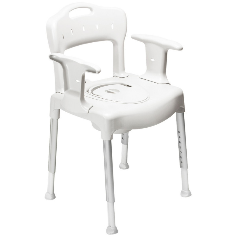 Chaise de douche garde-robe modulaire Swift Commode