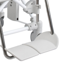 Repose-pieds rabattable pour chaise à hauteur réglable Clean