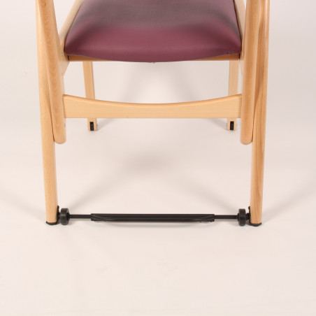 Chaise Mikado Easy Roll