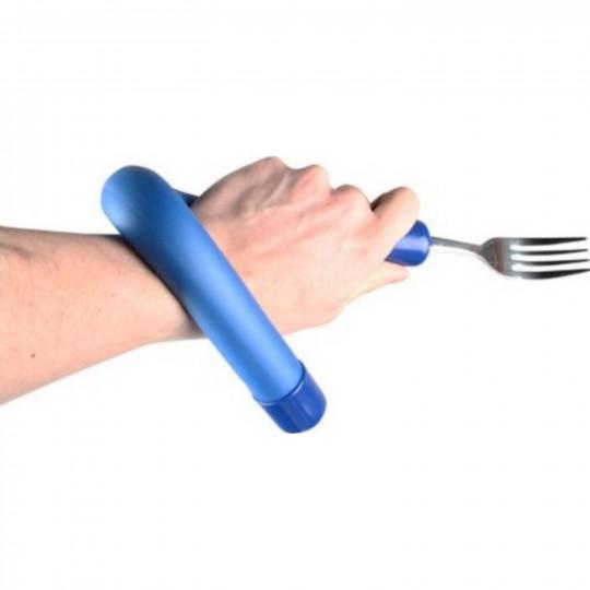 Fourchette flexible ergonomique