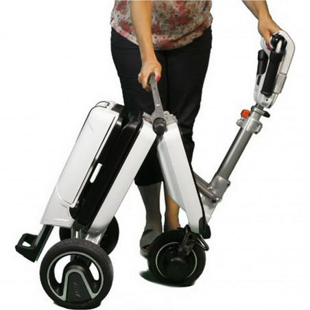 Scooter électrique pliable ATTO