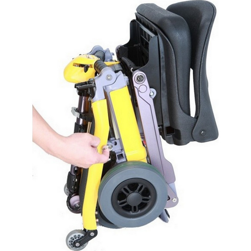Scooter pour handicapé pliable Luggie Elite