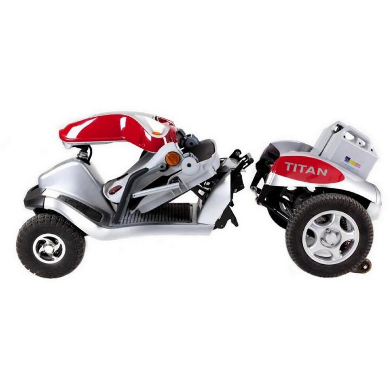 Scooter pliant - Titan