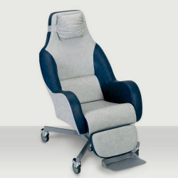 Fauteuil coquille Optimal