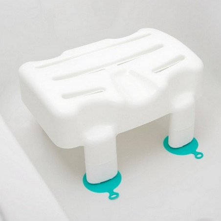 Siège de bain avec ventouses