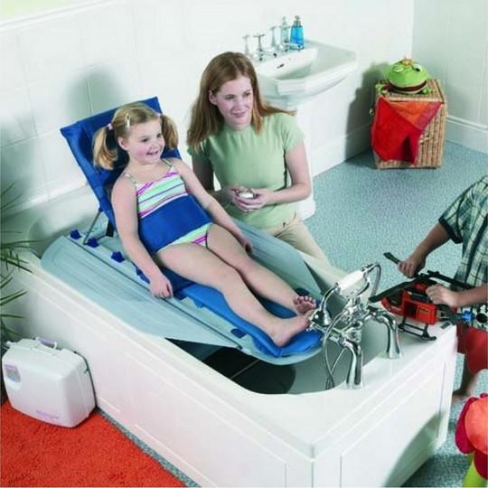 Elévateur de bain pour enfant
