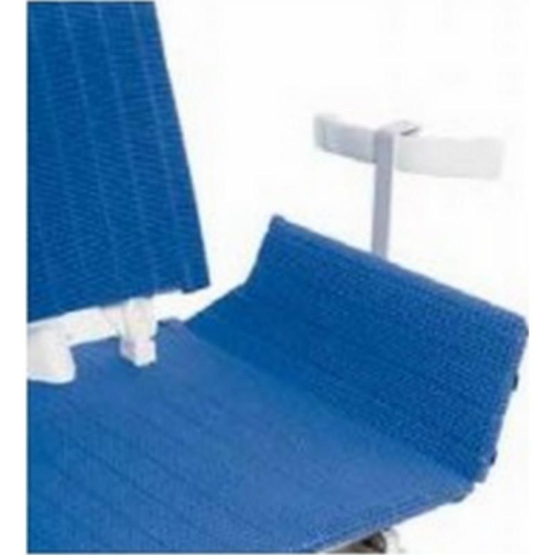 Guide pour rabats latéraux de l'assise modèle aquatec Orca