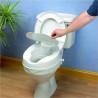 Réhausseur de WC avec couvercle
