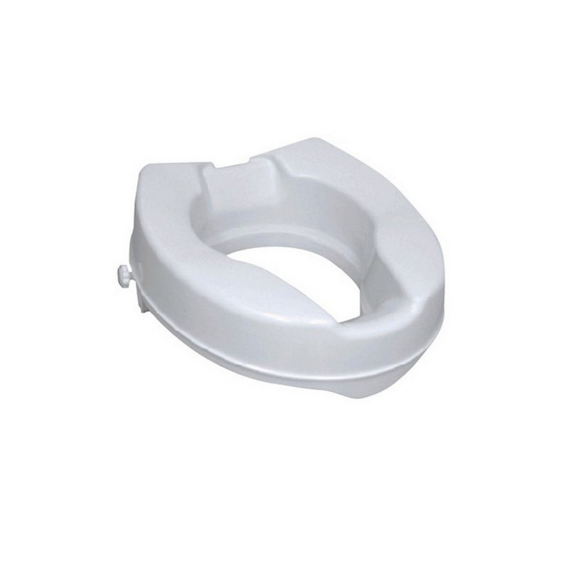 Réhausseur de WC sans couvercle hauteur 5cm