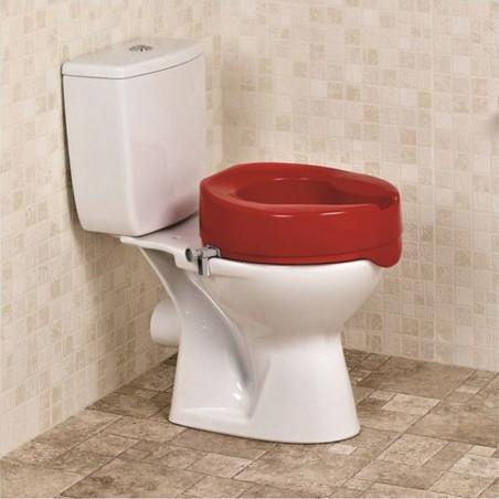 Réhausseur de WC alzheimer