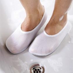 Chaussons de douche hygiéniques