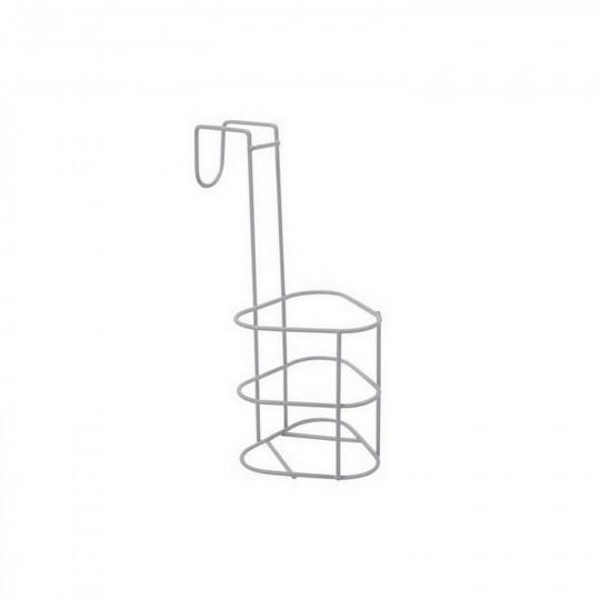 Porte-urinal en métal plastifié