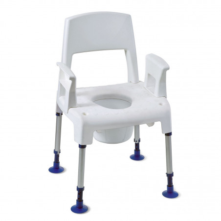 Chaise Percee De Douche Pico Commode