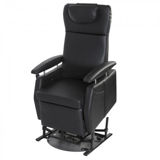 Plateforme tournante pour fauteuil Fitform