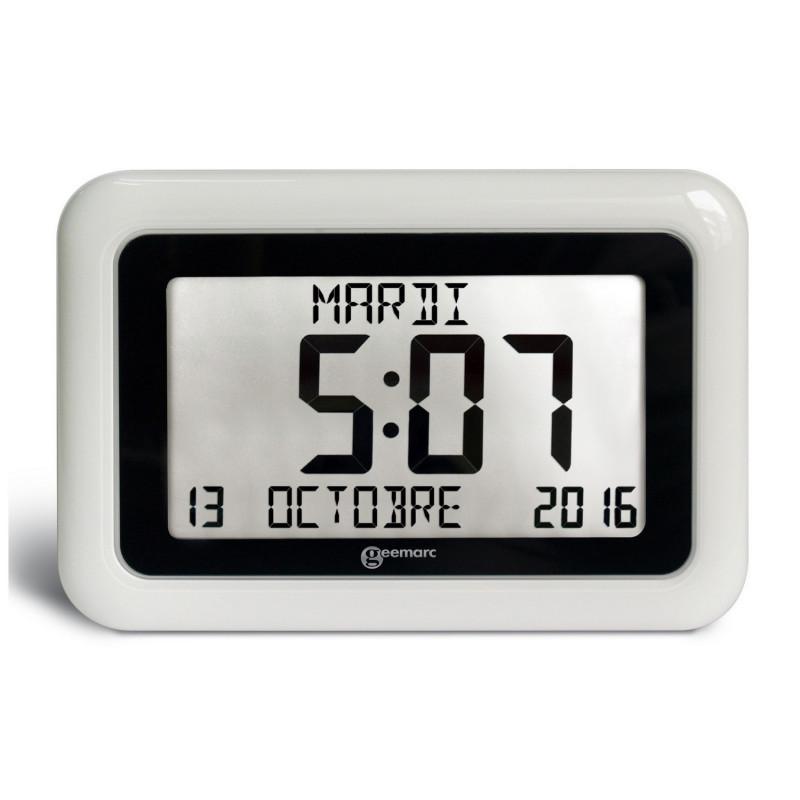 Horloge calendrier Viso 10