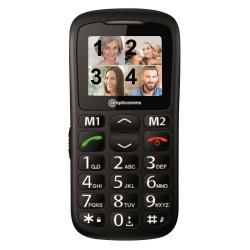 Téléphone portable PowerTel M6350 - Amplicomms