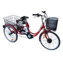 Tricycle adulte à assistance électrique SE 300R-36
