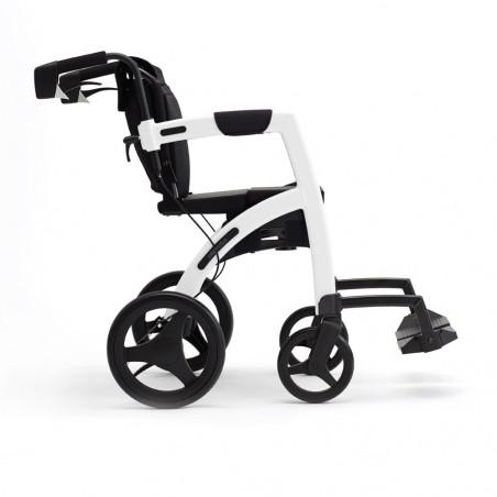Déambulateur avec fauteuil de transfert Rollz