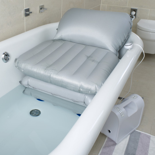 Coussin élévateur de bain Airflo