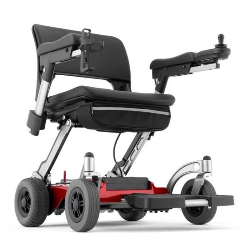 Fauteuil roulant électrique pliable Luggie Travelrider