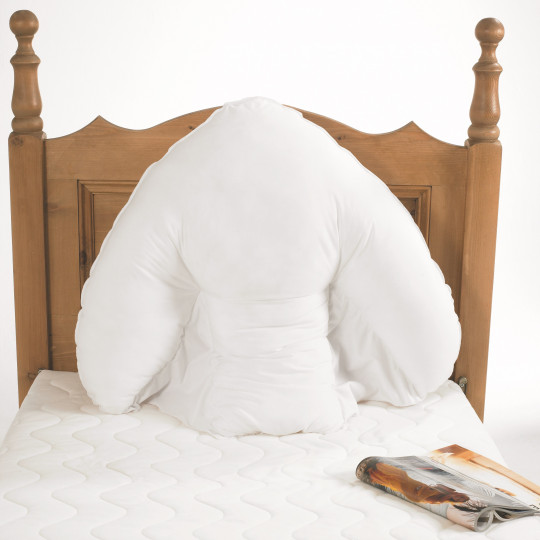 Housse pour dossier de lit cale-dos