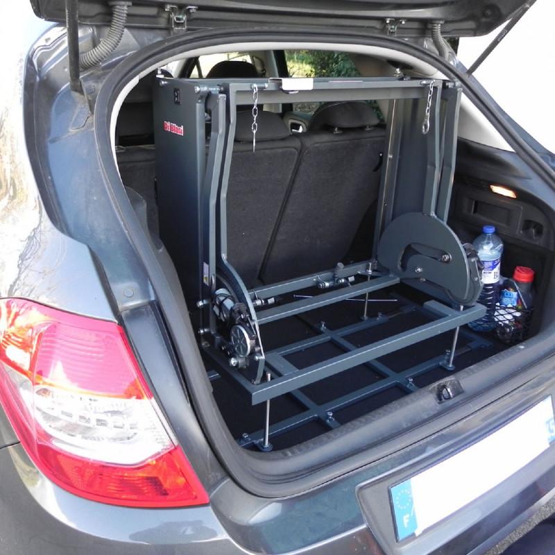 Treuil de chargement voiture Di Blasi R30