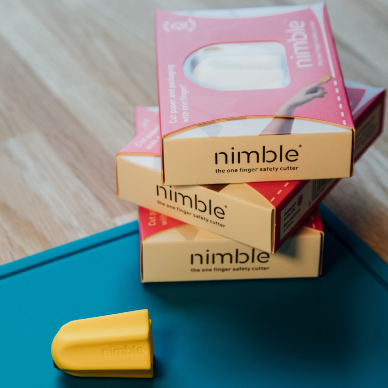 Doigt découpe facile - Nimble