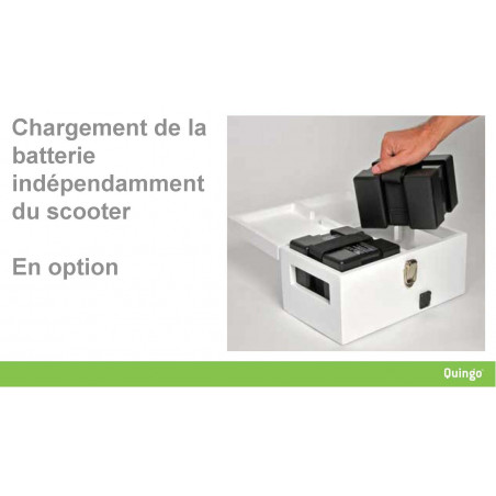 Extension de batterie Air2 Quingo