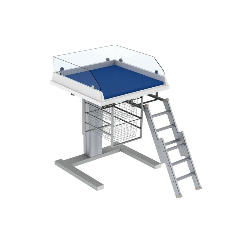 Table à langer à hauteur variable électrique Granberg 333