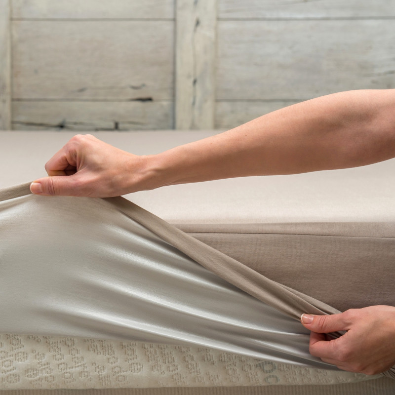 Drap housse protection intégrale incontinence Dermofresh™