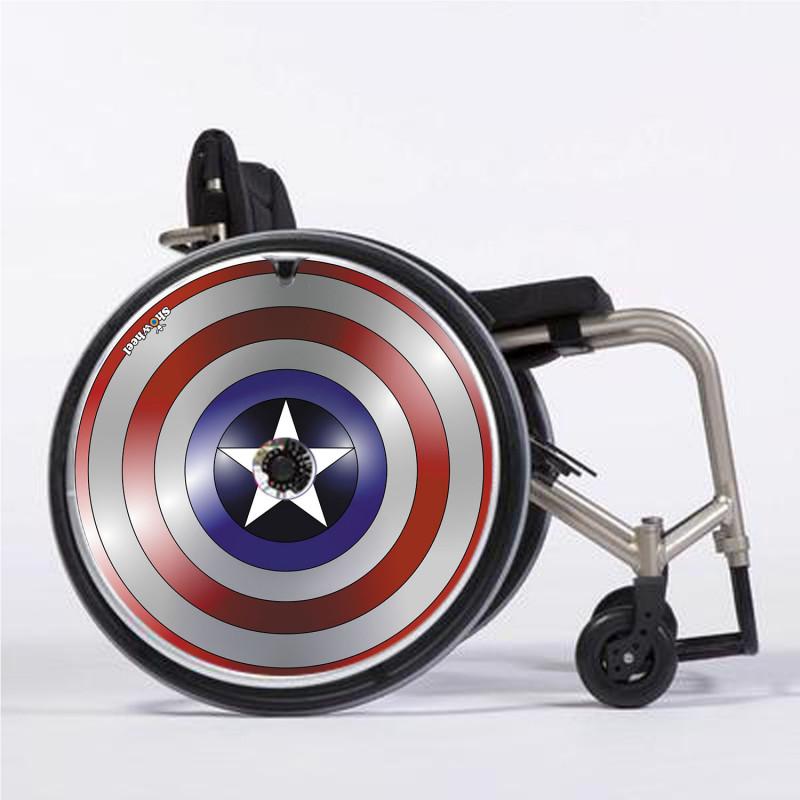 Flasque fauteuil roulant modèle Super captain