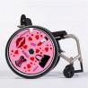 Flasque fauteuil roulant modèle x
