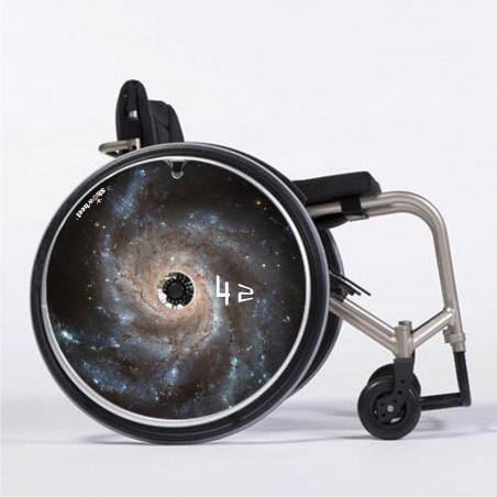 Flasque fauteuil roulant Univers