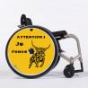 Flasque fauteuil roulant modèle Je fonce