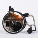 Flasque fauteuil roulant modèle Batterie