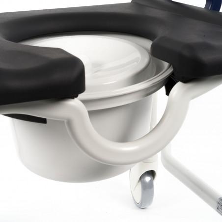 Chaise de douche-toilette AMSTERDAM