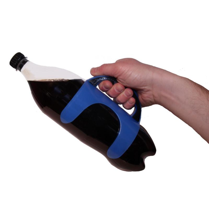 Poignée porte bouteille universelle Cliip