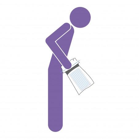 Urinal masculin CareBag