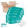 Lot de 4 paquets ABSORIN - Protection Anatomique Jour (x80)