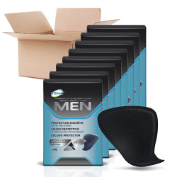 Lot de 8 paquets - TENA Men Extra Light (x112)