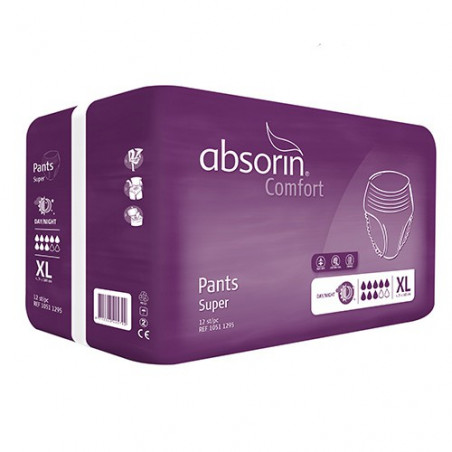 Absorin Pants Super - XL