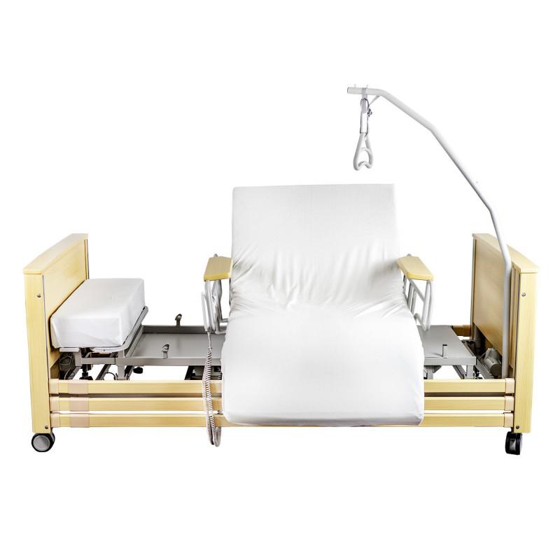 Lit électrique rotatif et releveur - Facilit'
