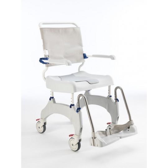 Chaise de douche 4 roulettes Aquatec Ocean - Invacare