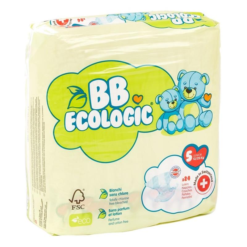 Couches Bébé Ecologiques