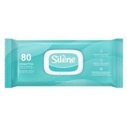 40 Lingettes Hyge'net speciales incontinence