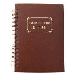 Carnet repertoire internet